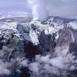 Вулкан Невадо – дель – Руис
