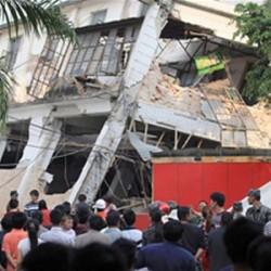 Землетрясения в Китае