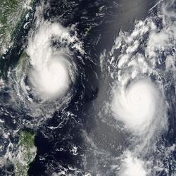 Тропические циклоны-4